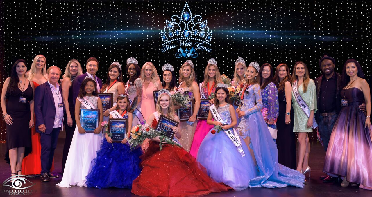 Miss West Coast Productions - California Beauty Pageant